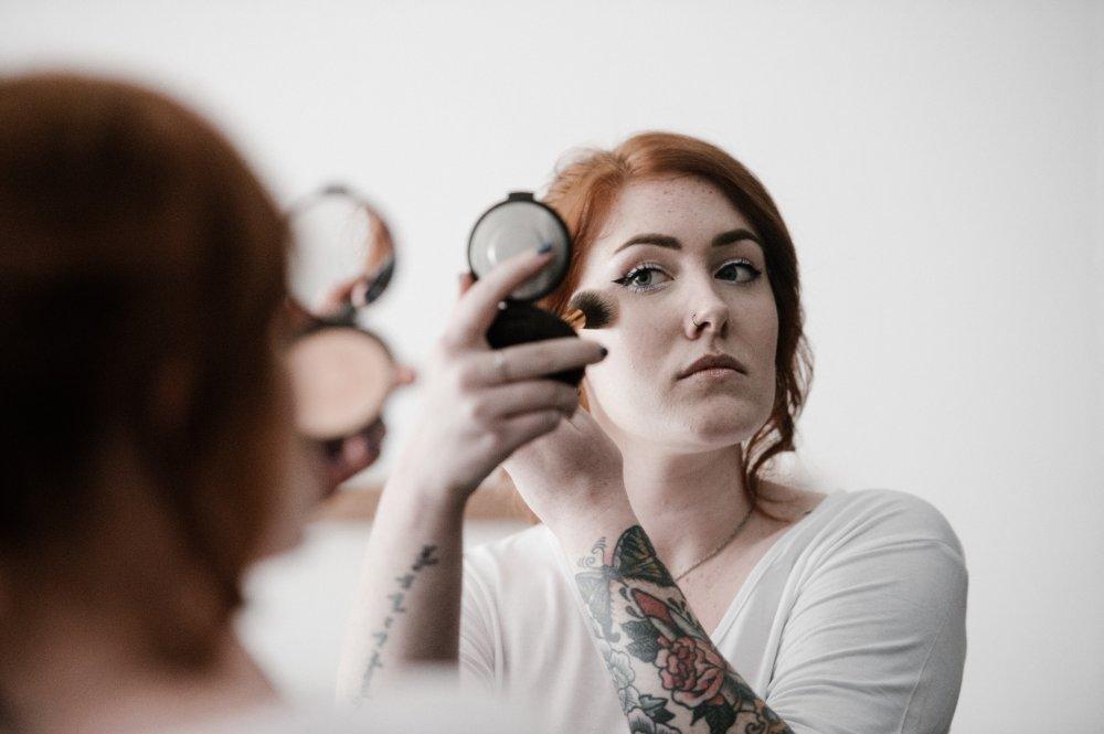 Makeup spejle gør det noget så lettere at lægge makeup!
