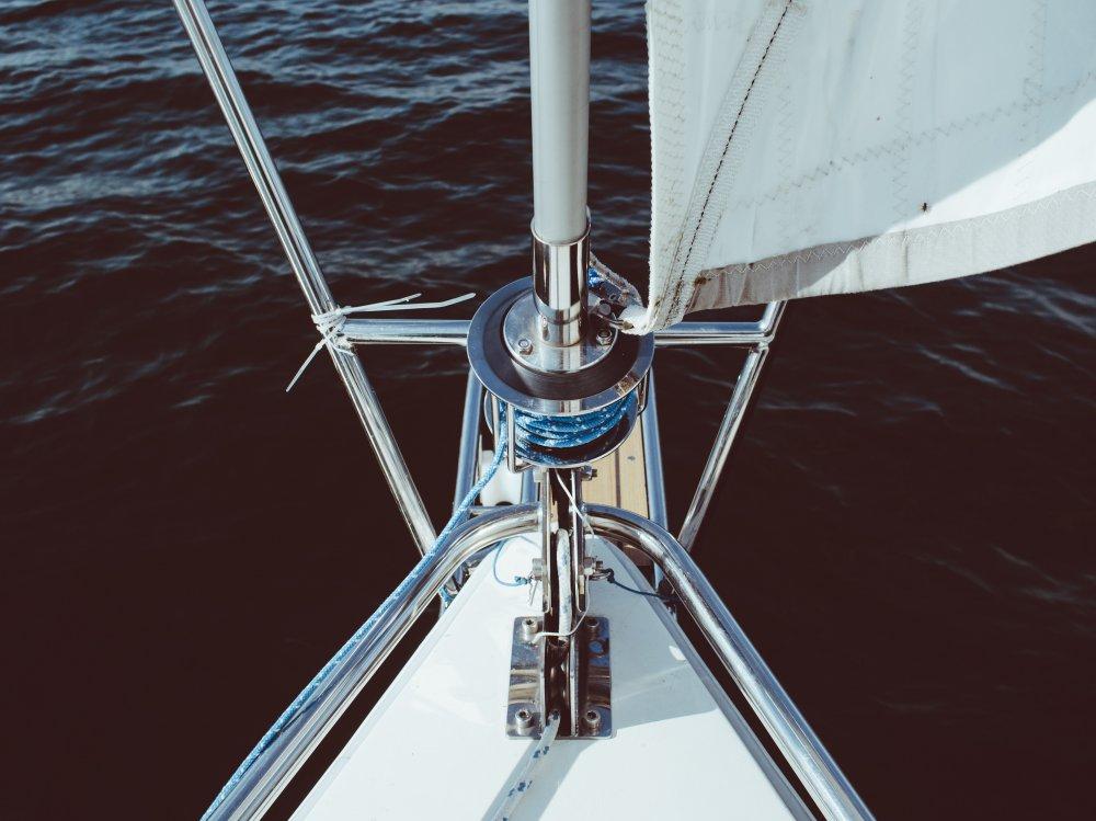 Brug bådudstyr på den korrekte måde